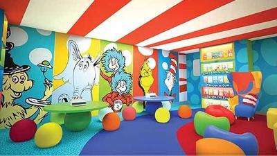 Dr. Seuss coming to Carnival Cruise Lines