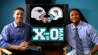 X's and Omar: The Dolphins take 'very arrogant mentality' into Patriots game