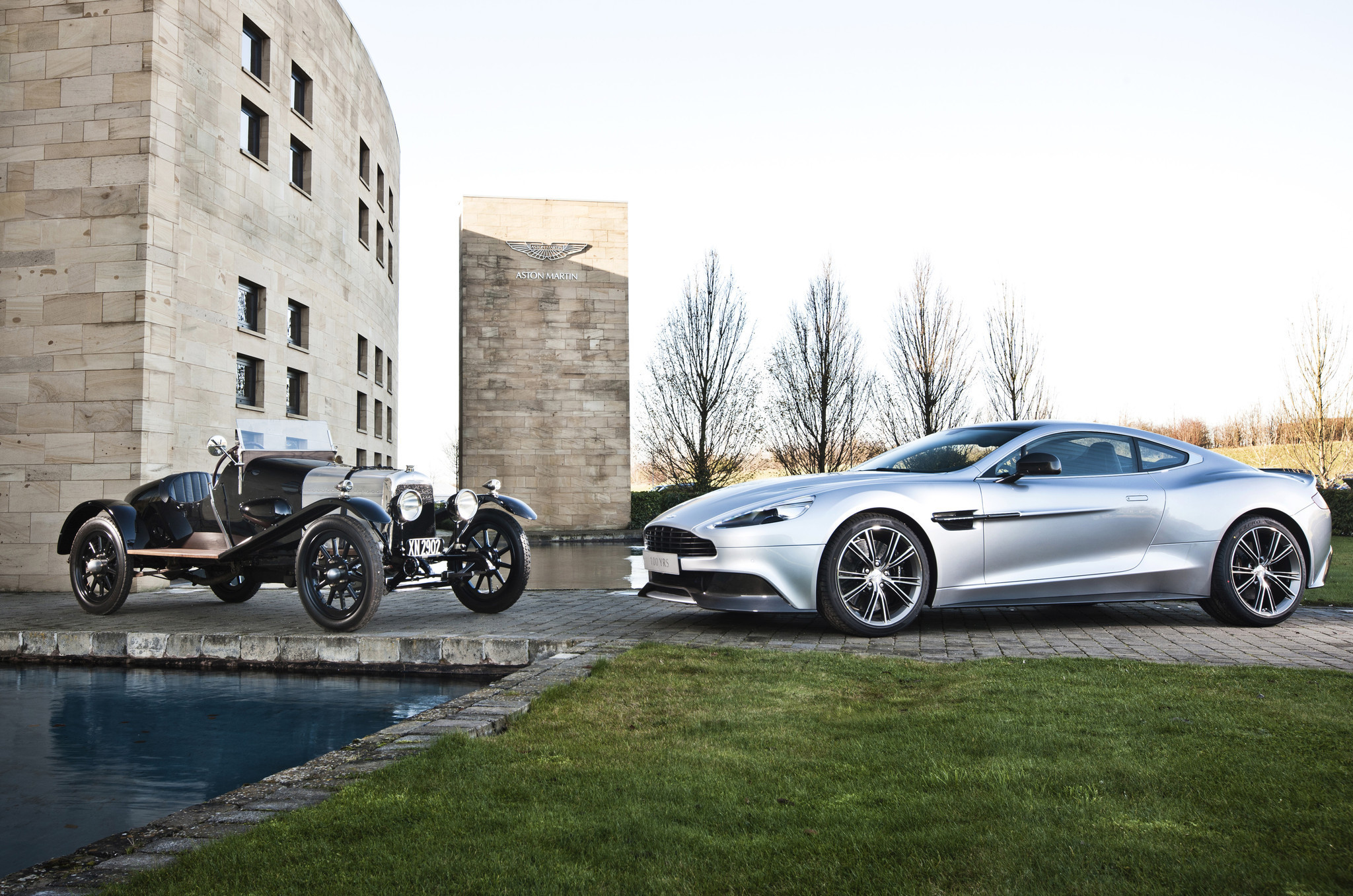 The Aston Martin Lineup From The Start Chicago Tribune - Aston martin lineup