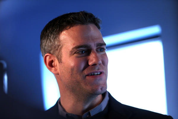 Cubs president Theo Epstein.