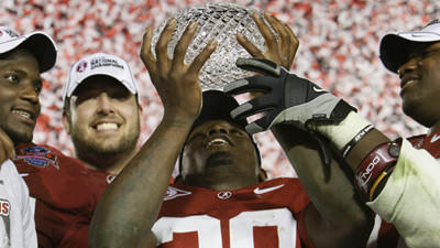 Goodbye Bowl Championship Series standings, we hardly knew ye