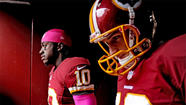 Redskins opt to hold out Robert Griffin III