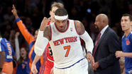 New York Knicks almost let a big one get away