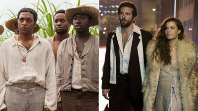 Golden Globes nominations: '12 Years a Slave,' 'Hustle' take Oscar lead