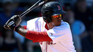 Orioles select infielder Michael Almanzar from the Boston Red Sox in Rule 5 draft
