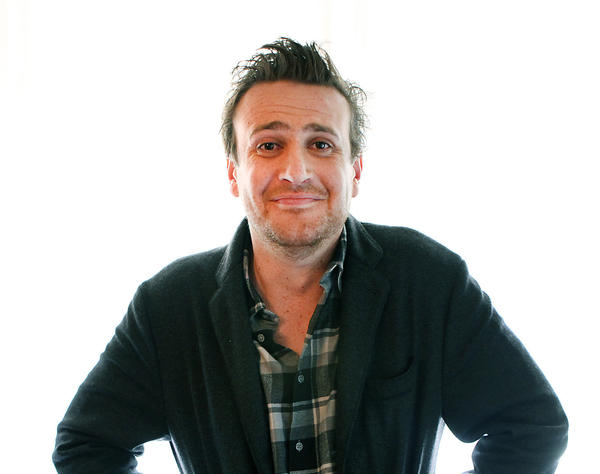 David Wallace (actor) Actor Jason Segel poses for a