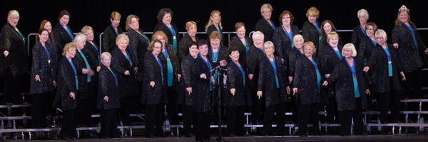 Women's A Cappella Group Continues to Break Records