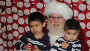Downers Grove Area Newcomer's Club Holds Annual Breakfast With Santa