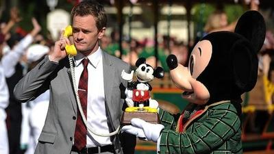 Pictures: Disney Christmas Day Parade taping