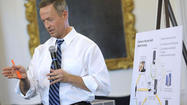 O'Malley to talk about health care exchange