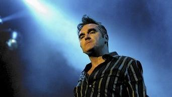 Morrissey is the boy with a thorn in his side in 'Autobiography'