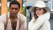 Golden Globe favorites '12 Years,' 'Hustle' may be courting Oscar