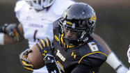 Towson's young receivers coming of age in NCAA FCS tournament