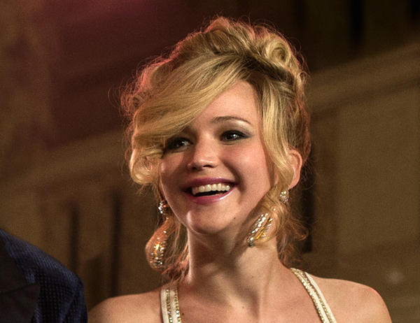 "Jennifer Lawrence stars in Sony Pictures Entertainment's ""American Hustle,"" which has been nominated for seven Golden Globes."