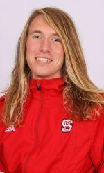 N.C. State's Andrew Colley, a Jamestown High graduate, is a two-time ACC men's cross country Performer of the Year.