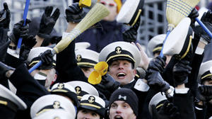 Baltimore bracing for Army-Navy game's return in 2014 and 2016
