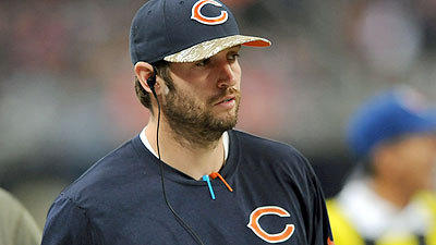 Cutler cleared to play, will start vs. Browns