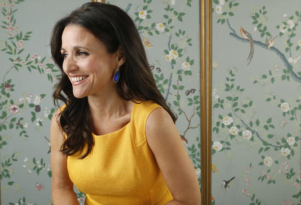 """Veep"" star Julia Louis-Dreyfus."