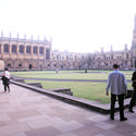 England: On the quad