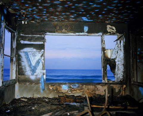 Zuma Series (folder two) / Zuma #25, John Divola, 1978