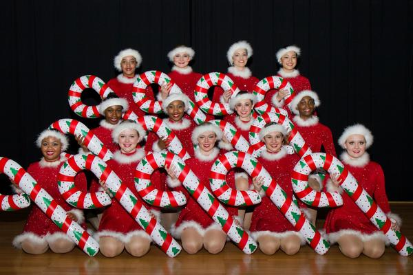 The Academy of Dance and Gymnastics 2013 Christmas Extravaganza