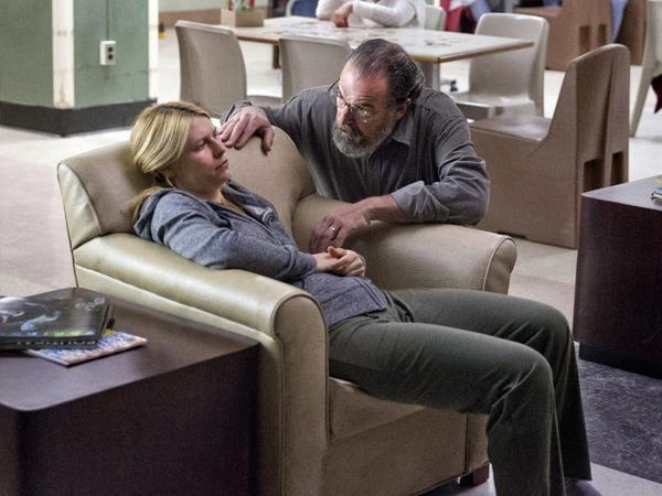 "Carrie (Clare Danes) and Saul (Mandy Patinkin) have commanded much of the attention on this season of ""Homeland"""