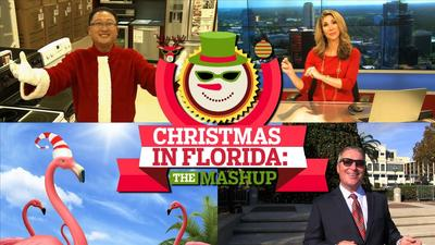 Enjoy our 'Christmas in Florida: The Mashup' music video