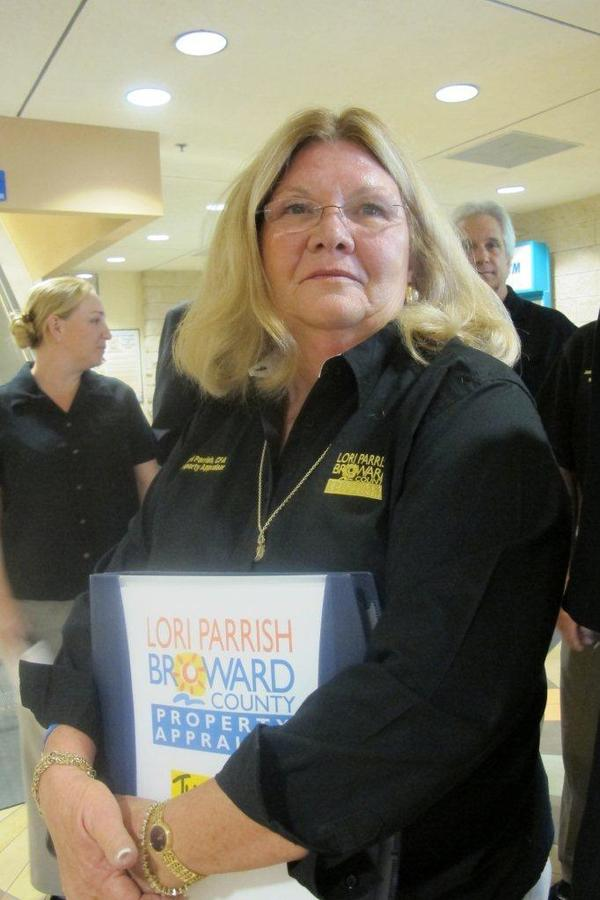 Broward Property Appraiser Lori Parrish