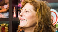 Susan Sarandon stoned at awards shows? Yes, but not at the Oscars