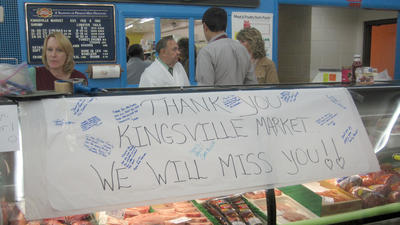 After 52 years, Kingsville Market to close its doors Saturday
