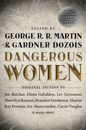 "The cover of ""Dangerous Women."""