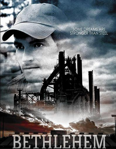 A poster released for the movie 'Bethlehem' features the iconic Bethlehem Steel blast furnaces.