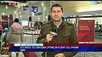FCC Considers Allowing Cell Phone Calls On Flights