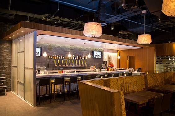 The owners of City Cafe have opened a new bar area, City Bar, in its original space.