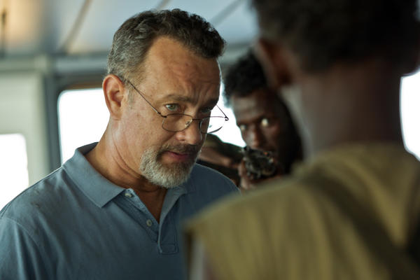 "Tom Hanks stars in Columbia Pictures' movie ""Captain Phillips."""