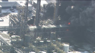 Explosion at Blue Island chemical plant
