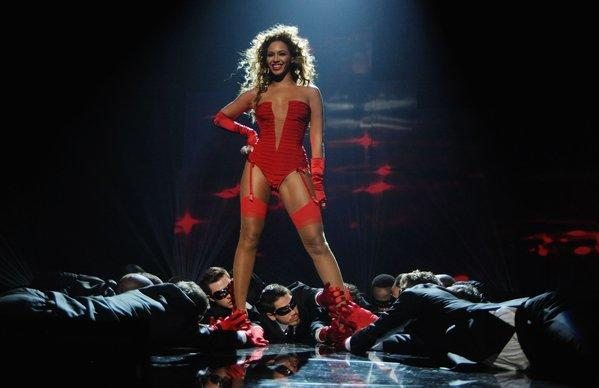 Beyonce at 2009 MTV Europe Music Awards
