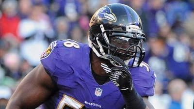 Elvis Dumervil returns to practice from ankle injury
