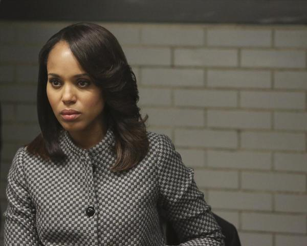 """Scandal"" viewers may get the impression that Olivia (Kerry Washington) takes after her mother in ways she might not even understand from Thursday's episode, ""A Door Marked Exit."""