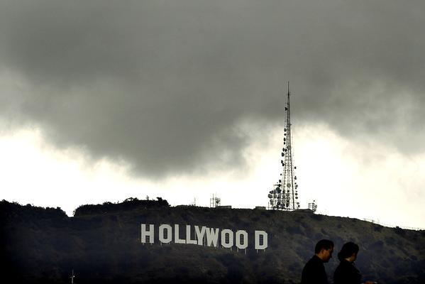 A hot script, sent to the Hollywood back burner - Los Angeles Times