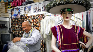 Boyle Heights tailor is the master of mariachi suits