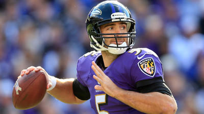 Joe Flacco chalks up his fourth-quarter success to experience in close games