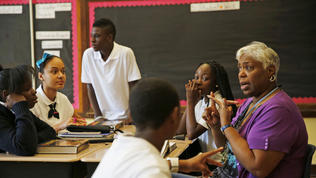 Alex Haley Academy welcomes West Pullman students