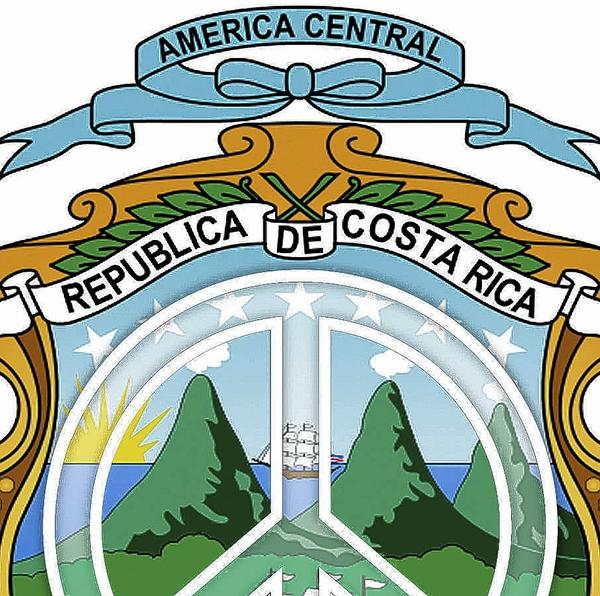To this day, Costa Rica has no army, navy or air force, no heavy weapons of any kind.