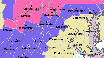 Winter weather advisories canceled; 2-4 inches still possible north of Baltimore