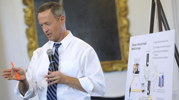 O'Malley says major health exchange problems are fixed