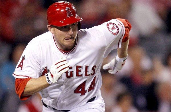 Mark Trumbo had a career highs last season with 34 home runs, 100 RBIs and 159 games played.