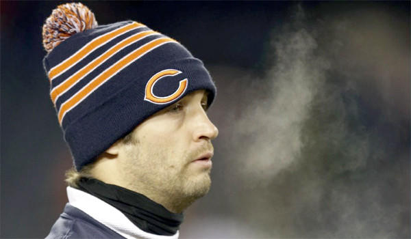Jay Cutler will start for the Chicago Bears against the Cleveland Browns after missing four games because of a high-ankle sprain.