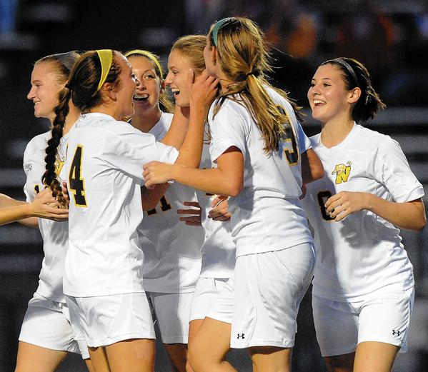 Northwestern is The Morning Call girls soccer team of year.