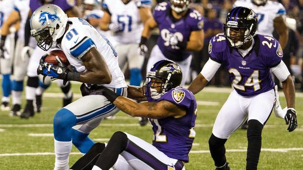 To stop 'Megatron,' Jimmy Smith needs to continue transformation into elite corner
